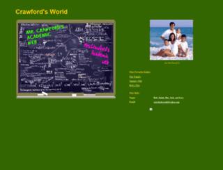 crawfordsworld.com screenshot