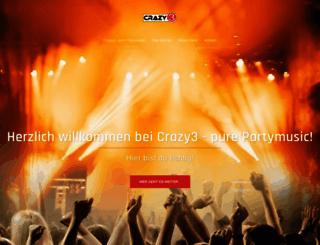 crazy3.net screenshot