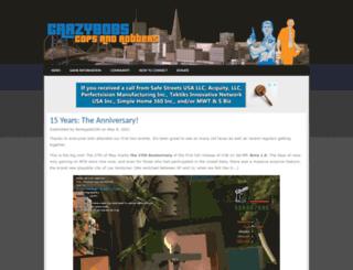 crazybobs.net screenshot