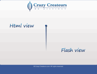 crazycreateurs.com screenshot