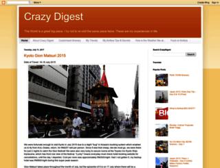 crazydigest.blogspot.sg screenshot