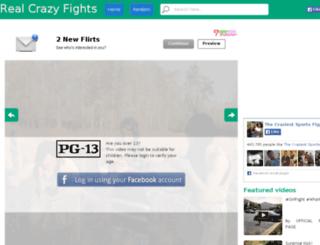 crazyfight-videos.com screenshot