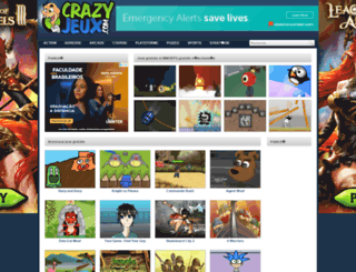 crazyjeux.com screenshot