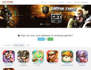 crazykart.levelupgames.ph screenshot