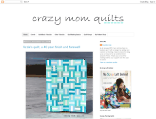 crazymomquilts.blogspot.com.au screenshot