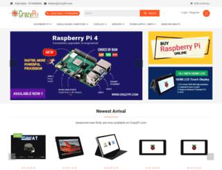 crazypi.com screenshot