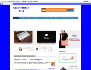 crazyseawolf.blogspot.com screenshot