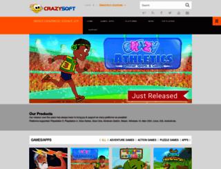 crazysoft.gr screenshot