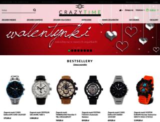 crazytime.pl screenshot
