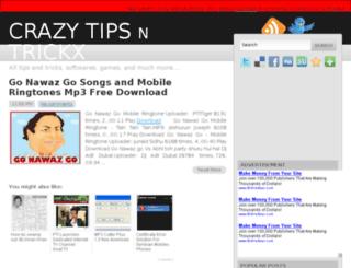 crazytipsntrickx.blogspot.com screenshot