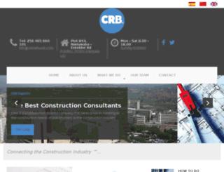 crb.ug screenshot