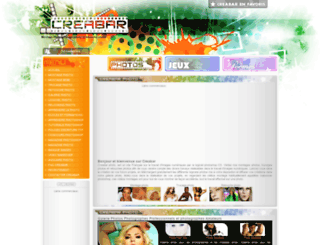 creabar.com screenshot