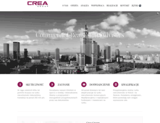 creagroup.com.pl screenshot