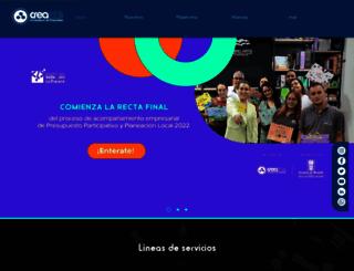 creame.com.co screenshot
