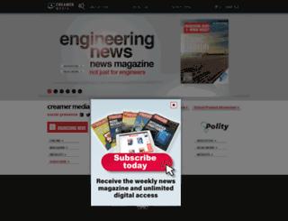 creamermedia.co.za screenshot