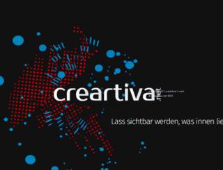 creartiva.net screenshot