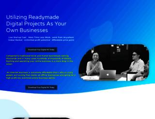 createanonlinebusiness.com screenshot