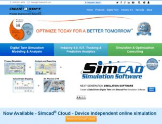 createasoft.com screenshot