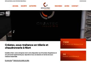 createc.fr screenshot