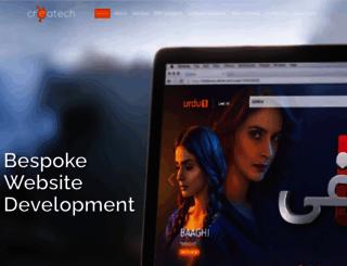 createch.solutions screenshot