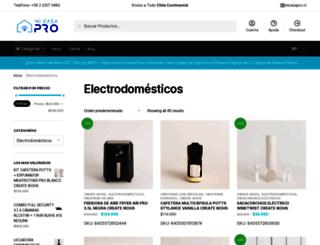 createchile.cl screenshot