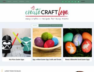 createcraftlove.com screenshot