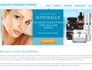 createyourselftoday.com screenshot