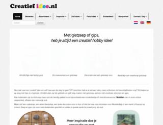 creatiefidee.nl screenshot