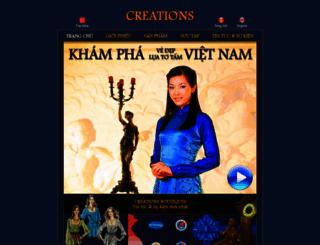 creations.vn screenshot