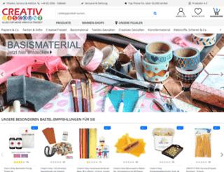 creativ-discount.de screenshot
