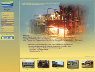 creativ-modellbau.de screenshot