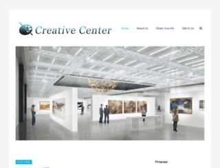 creativaradio.com screenshot
