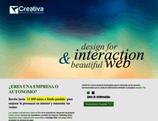 creativast.com screenshot