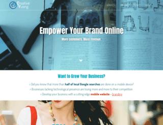 creative.brandonyuong.com screenshot