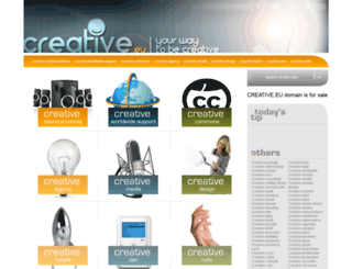 creative.eu screenshot