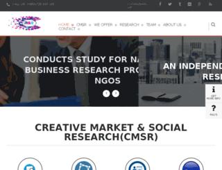 creativebd.org screenshot