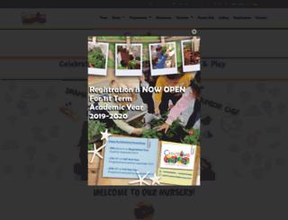 creativechildnursery.com screenshot