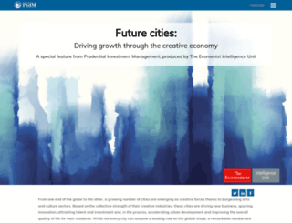 creativecities.eiu.com screenshot