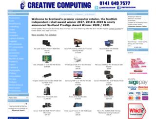 creativecomputing.net screenshot