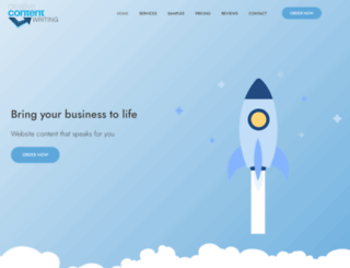 creativecontentwriting.com screenshot