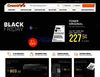 creativecopias.com.br screenshot