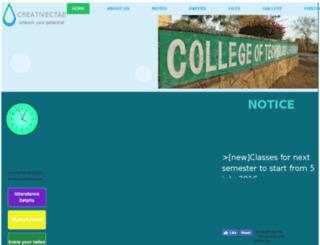 creativectae.info screenshot