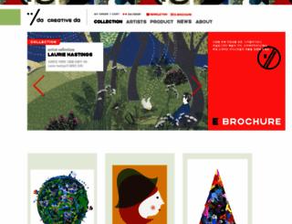 creativeda.com screenshot