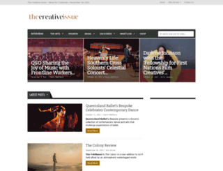 creativedrinks.com.au screenshot