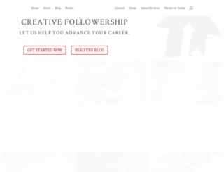 creativefollowership.com screenshot