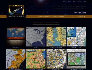 creativeforceinc.com screenshot
