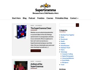 creativehomecomputing.com screenshot
