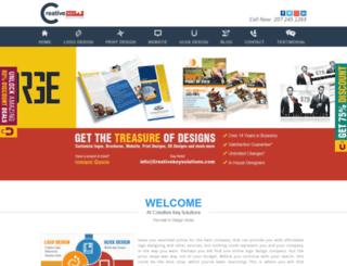 creativekeysolutions.com screenshot