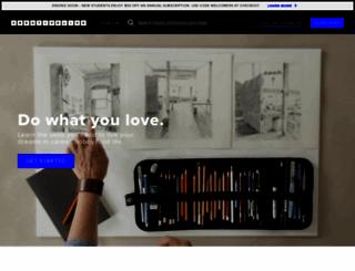 creativelive.com screenshot