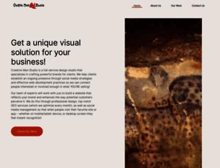creativemanstudio.com screenshot